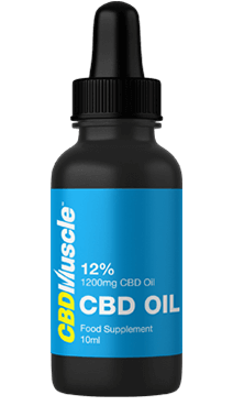 CBD Muscle - The Breakthrough CBD Oil for Muscle Building