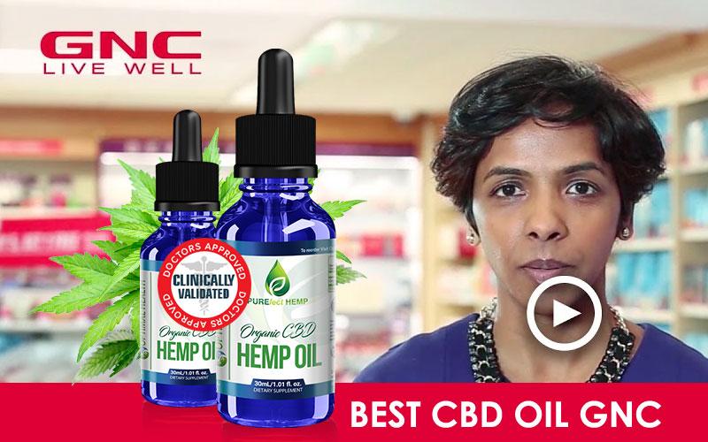 CBD Oil GNC