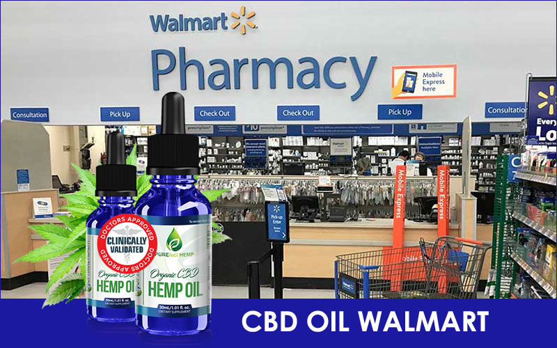 Does Walmart sell hemp oil in store?