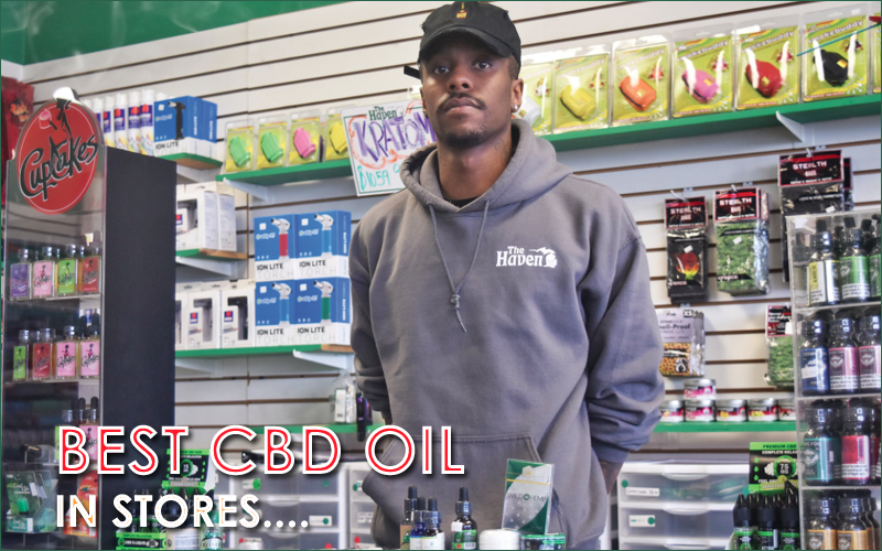 best cbd oil in stores