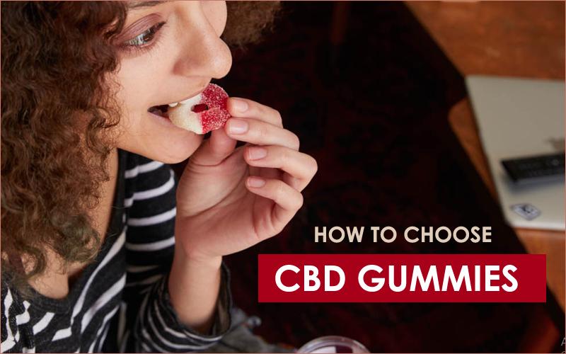 choose the best cbd gummies at GNC store