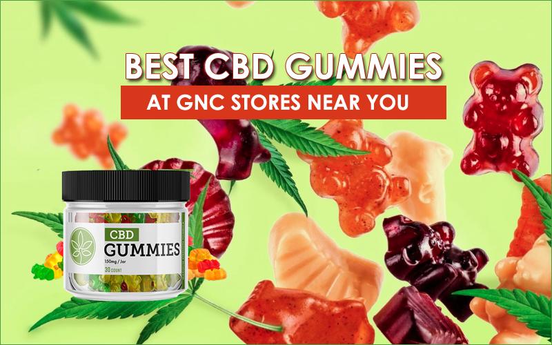 gnc cbd gummies