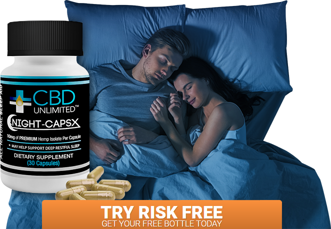 Order Night-CapsX CBD Sleep Aid