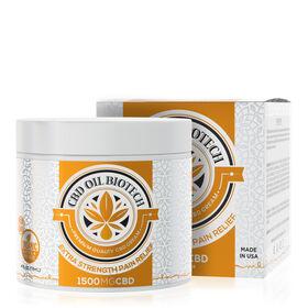 Diamond CBD biotech cream