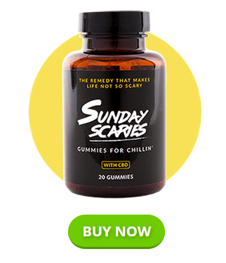Buy Sunday Scaries CBD Gummies