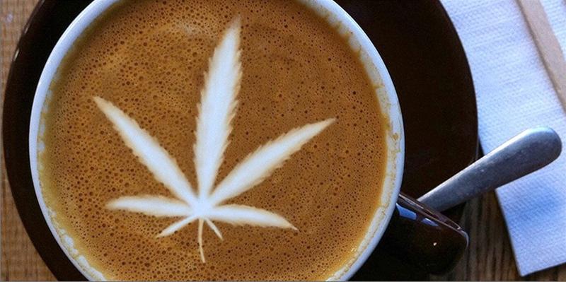 coffee with cbd