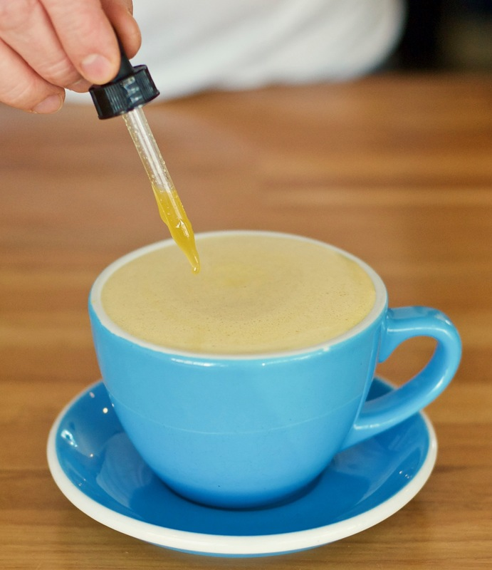 cbd with coffee
